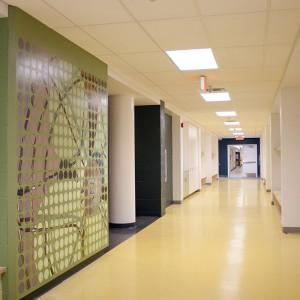 La salle des turbines - Rosemère