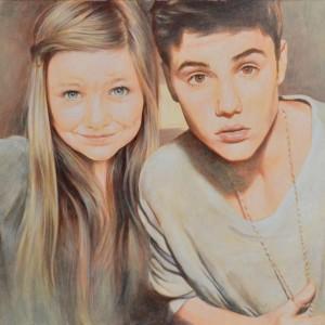 Zoé et Justin
