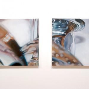 Reflets concentriques