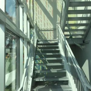 6 Cage d'escalier Le Transit